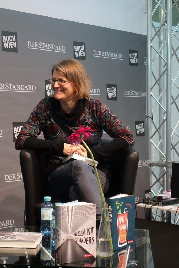 Elisabeth Etz bei Buch Wien
